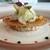 トランテアン - 香住ガニの柑橘風味エフィロシェ フェンネルのクリームとサラダ