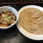 自家製うどん うどきち - 〇肉汁うどん並 780円
