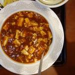 118323455 - 麻婆豆腐定食