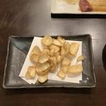 和酒菜 なかがわ - ゆり根の唐揚げ