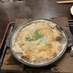 和酒菜 なかがわ - 鱧とみょうがの卵とじ