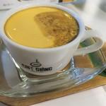 カフェ ジャン - エッグコーヒー(\500)
