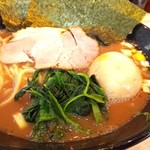 麺家 千祥 - 料理写真:ラーメン 650円 味玉クーポン
