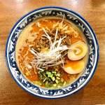 麺 鶴亀屋 - 味噌台湾ラーメン(910円)