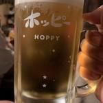 ホッピー仙人 - サーバ白