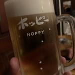 ホッピー仙人 - サーバ白(2杯目)