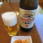 urawanounagimandana - 瓶ビール(キリン一番搾り)
