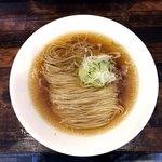 Raku - 清湯生揚醤油普通盛り140g