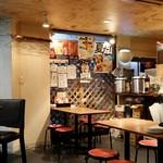 わいわい酒場なにわ食道 - くつろげる大衆的な居酒屋空間