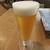 マンゴツリーカフェ - ランチビール