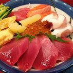 しば - 海鮮丼