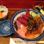 しば - 海鮮丼2