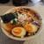 鳥人 - 料理写真:チャーシューメン+煮玉子