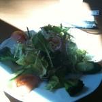 ビアンカ - the salad of fresh vegetables 新鮮野菜のサラダ