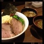 神勢。 - つけ汁W 890円  2012.02.29