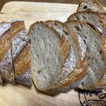 パン クロッシュ - 料理写真:セーブル260円。