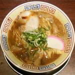 まっち棒 - 料理写真:中華そば … 780円