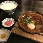 118355150 - 飛騨牛どて鍋定食