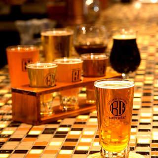 BEERTAP15国産クラフトビール15種!勿論全て樽生です