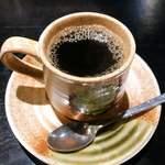 坂乃裏路地亭やさいと、 - +30円でコーヒーが