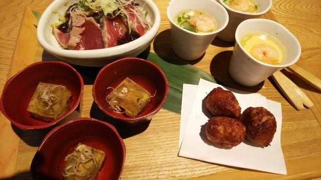 響 品川店の料理の写真