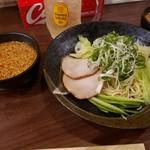 ばくだん屋 - 広島つけ麺(小)