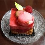 お菓子の工房 がとぅぎゃらりぃ - 料理写真: