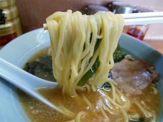 なかむら屋 - 麺リフト!