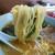 なかむら屋 - 料理写真:麺リフト!