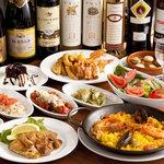 地中海 - 当店自慢のお料理の一例です^^