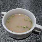 サガルマータ - スープ