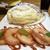 YELLOW MARKS - 料理写真:アップルシナモンのプレミアムスフレクレープ~カルバドス風味~