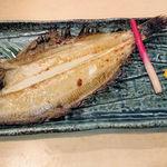 徳多和良 - 柳かれい塩焼
