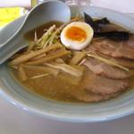 ラーメンショップ - ネギチャーシュー麺