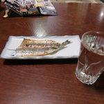 Karou - さよりの干物