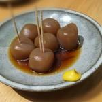蕎麦バル 七兵衛 -