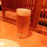 やーにんじゅー - オリオン生ビール