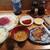 田中鮮魚店 - 料理写真:豪華な朝食