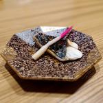 肉と魚 あおき - 焼魚 [ビジネスランチセット]