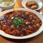紅虎餃子房 - 麻婆豆腐ランチ