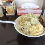 ぎょうてん屋 - 料理写真:小ぎ郎野菜ニンニク増し