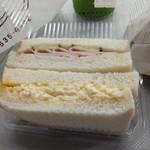 リオンドール - 料理写真:サンドイッチ