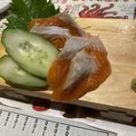 魚八&串八珍 - サーモン