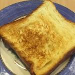 モンシェール - 厚めにスライスしてトースト