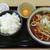 野呂パーキングエリア(下り)スナックコーナー - 料理写真:朝うどん定食 ¥490-