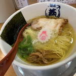 麺屋 燕Rs - 燕ラーメン(塩)