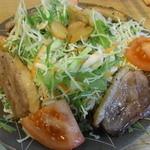 11839352 - 合鴨と生野菜