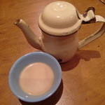 キャラヴァンサライ包 - チャイサブズ(HOT スパイス入り緑茶)\400