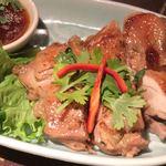 118391112 - 鶏肉のスパイシー焼き(ガイ・ヤーン)