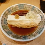 118392050 - 名物滝川豆腐